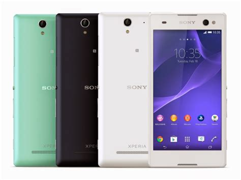 Sony Xperia C3 Dual 1 sony xperia c3 dual selfie focused smartphone launched at rs 23 990 technology news