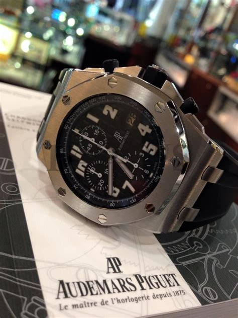 black themes ap audemars piguet quot royal oak off shore quot black theme auto
