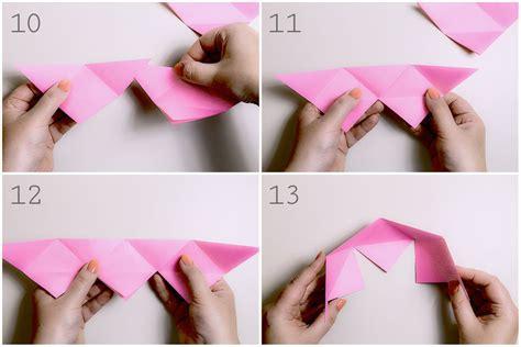 Ac Samsung Triangle 3 4 Pk easy origami box