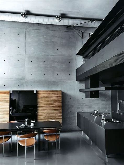 25 Awesome Industrial Kitchen Design Ideas | 25 awesome industrial kitchen design ideas