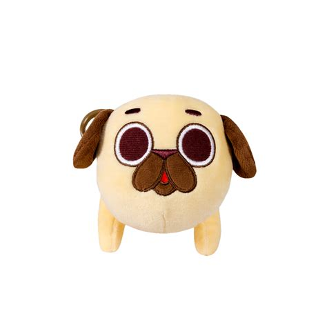 size pug stuffed animal welovefine puglie pug plush medium