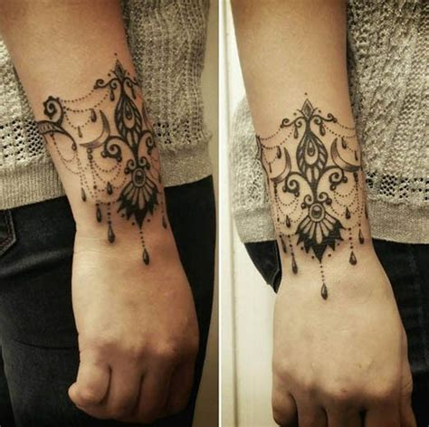 what does a tattoo on your wrist feel like i to admit i do like this wrist whish