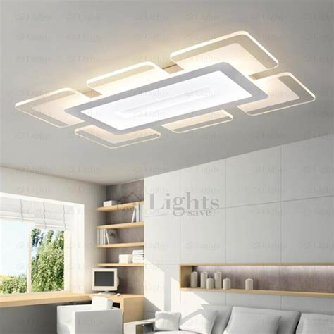 Overhead Kitchen Lighting Quality Acrylic Shade Led Kitchen Ceiling Lights