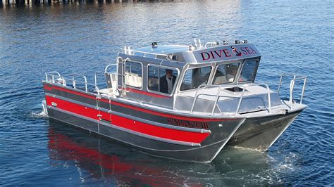 dive boat dive armstrong marine usa inc