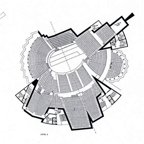 disney concert hall floor plan 17 best images about auditoris planols on pinterest