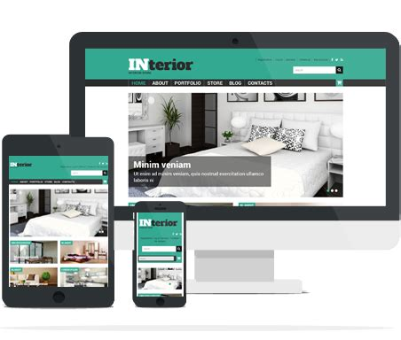 free download themes toko online wordpress theme wp interior store untuk toko online furniture