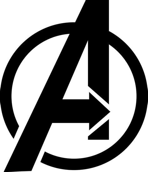 avengers logo logospike com famous and free vector logos