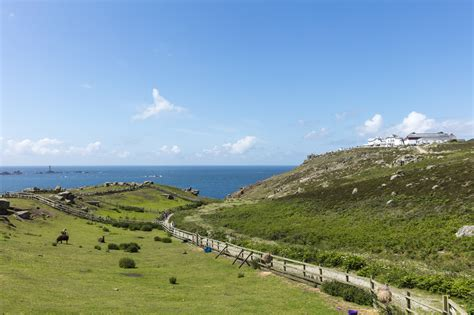 Land S End by Lands End Cornwall An Essential Guide
