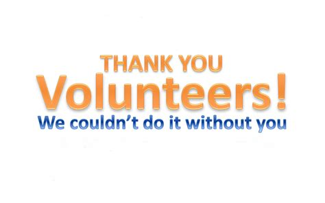 Volunteer Thank You Letter Quotes thank you messages for volunteers appreciation wishesmsg