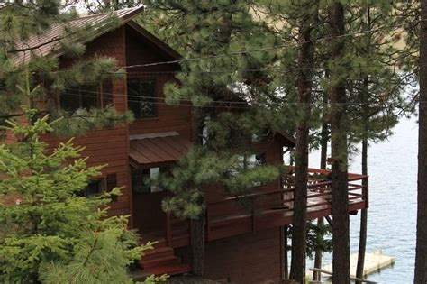 canyon lake cabin rentals with boat dock 12 best spring break at wallowa lake images on pinterest