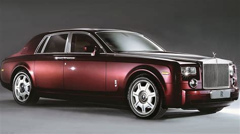 roll royce burgundy rolls royce phantom hd wallpaper desktop free image hd