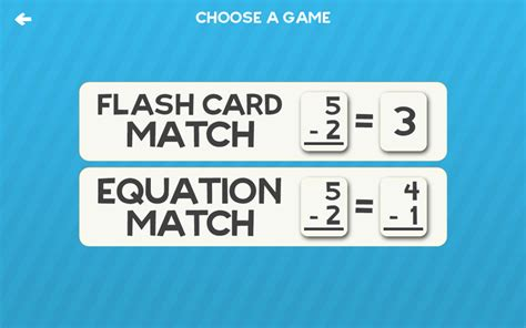 flash card maker addition subtraction flash cards math games for kids free android