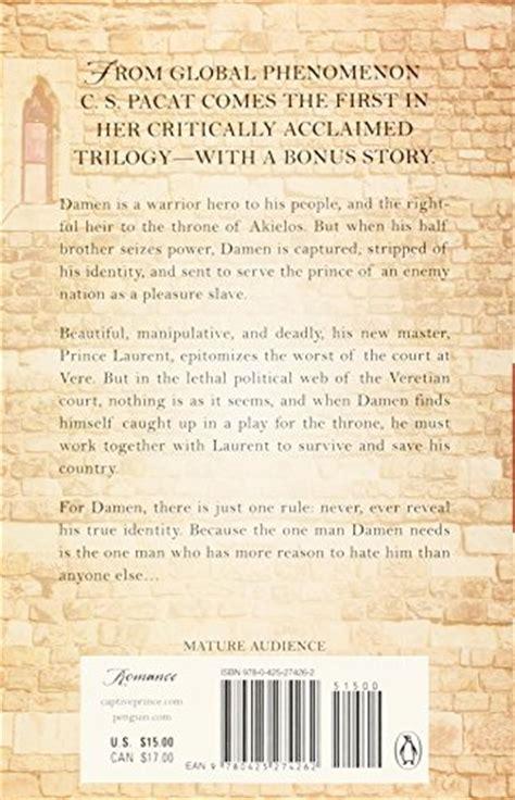 captive prince the captive prince trilogy captive prince book one of the captive prince trilogy