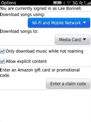 download mp3 from youtube blackberry amazon mp3 for blackberry released for ota music downloads