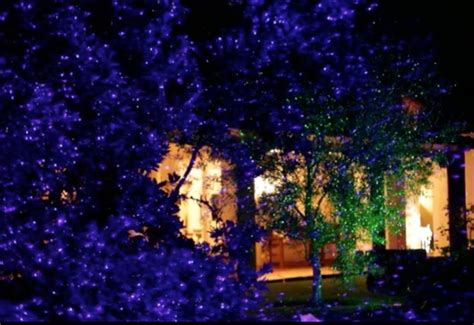 Bliss Laser Lights by Bliss Lights Spright Landscape Projectors In Blue And