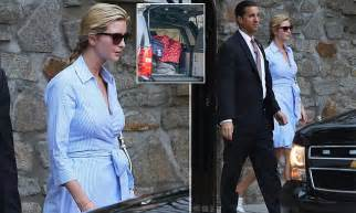 Ivanka Trumps Are Trying To Escape by Home Daily Mail