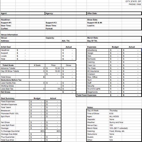 band merch inventory sheet band merch inventory sheet etame mibawa co