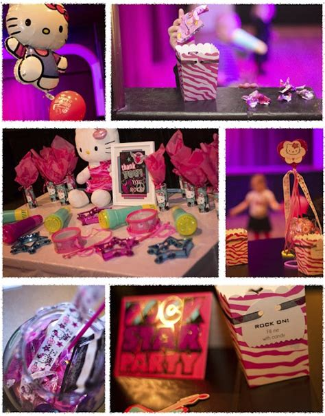 themes rock kitty 210 best rock star b day party images on pinterest
