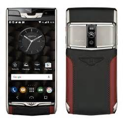 Vertu For Bentley Vertu Signature Touch For Bentley 2017 Black Leather