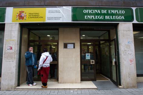 oficina de empleo vitoria el paro en euskadi baja 5 d 233 cimas y se sit 250 a en el 14 5
