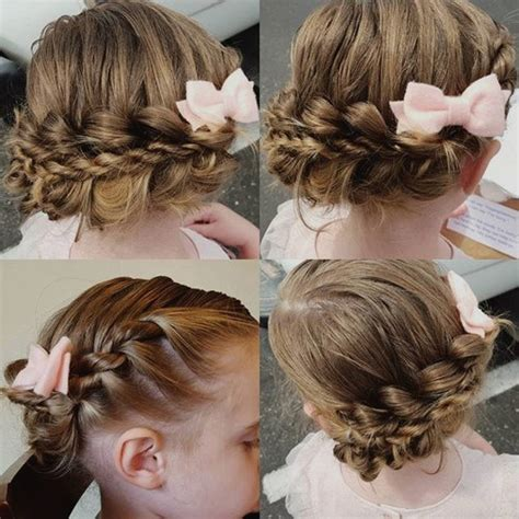 little girl hairstyles up 40 cool hairstyles for little girls on any occasion