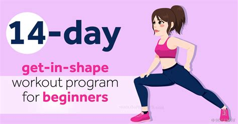 your genetics the 14 day program to lose weight look younger feel better and reclaim your health and happiness books 14 day get in shape workout program for beginners go fit