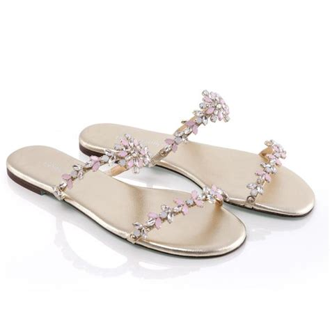 Blush Sandals Wedding by Wedding Sandals Shoes