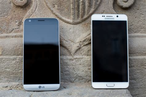 Lg G5 5 3 lg g5 vs samsung galaxy note 5 android authority