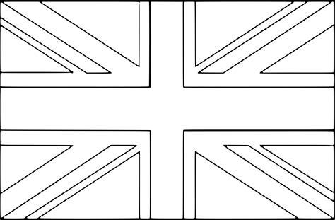 Coloriage Drapeau Royaume Uni 224 Imprimer