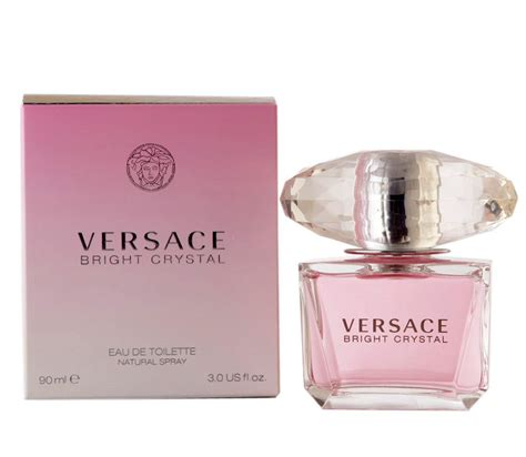Versace Bright Crystall versace bright perfume 3 0 oz new in box ebay