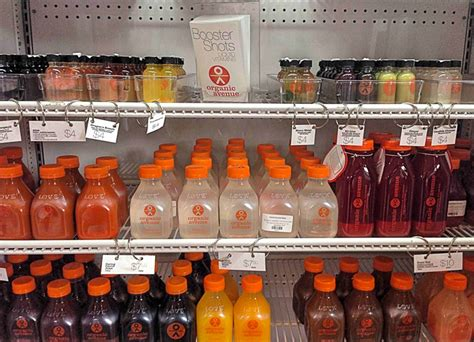 Detox Stores Nyc by Where To Get Your Next Juice Hit In New York City Juice