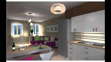 come arredare soggiorno cucina unico ambiente immagini