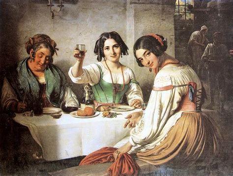 bicchieri da osteria 5 osterie di per sentirsi a casa della nonna