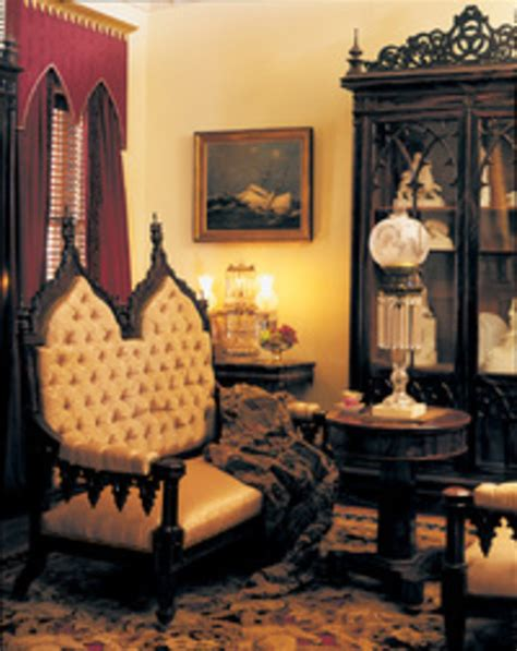 gothic interiors gothic revival carpenter gothic houses old house restoration products decorating