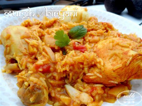 駘駑ent de cuisine ind駱endant murgh biryani biryani de poulet makla la cuisine