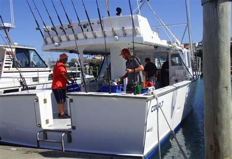 cobalt boats gear a beginner s guide to charter fishing nz fishing world