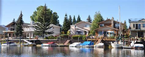 boat slip south lake tahoe tahoe keys poa boat docks
