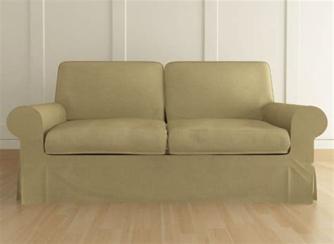 dye ikea sofa cover ikea ektorp 3 seater sofa custom slipcover in kino green