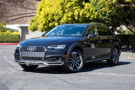Audi Allroad Test by 2018 Audi A4 Allroad 2 0t Test Drive Review