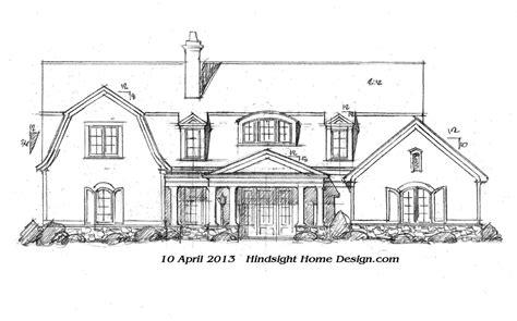 home design sketch free hindsight home design