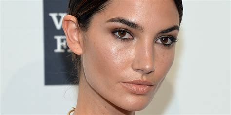 Whats Up With Ann Aldridge Face | how supermodel lily aldridge discovered her mom was a
