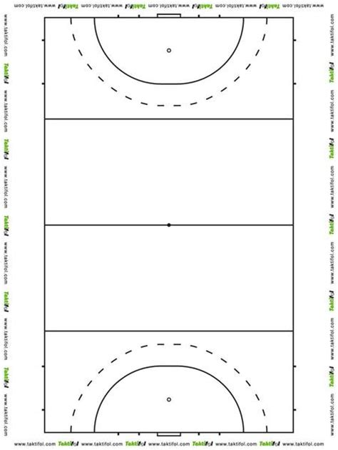 diagram of a hockey pitch football pitch diagram field hockey field diagram