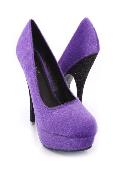 purple high heels cheap 17 best images about purple high heels on nike