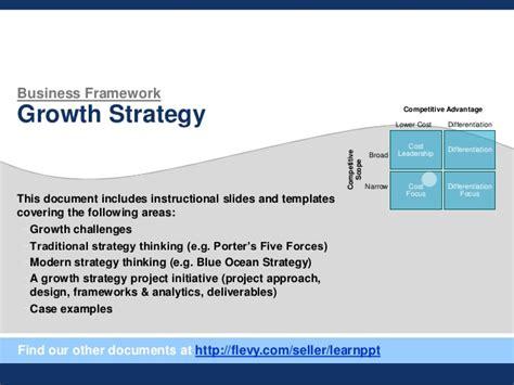 Keystone Strategy Mba Linktedin by Growth Strategy