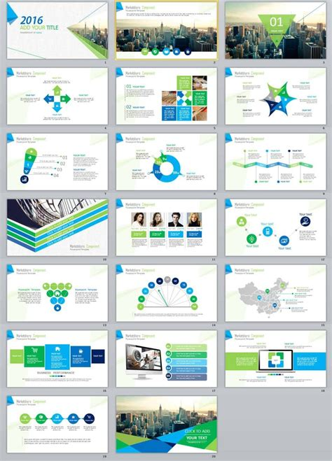 Creative Templates by 20 Simple Business Report Creative Powerpoint Template
