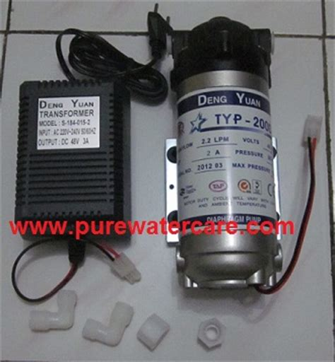 Pompa Air Mini 100 Watt pompa ro deng yuan 48v adaptor