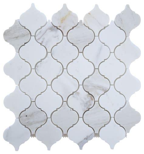 gold arabesque tile tiles r us italian calacatta gold marble honed arabesque