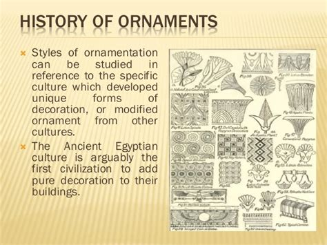 history ornaments the evolution of ornaments