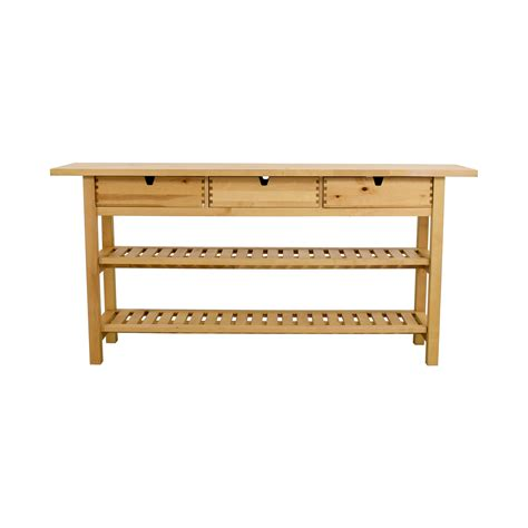 sofa table with 3 drawers long console table with shelves designer tables reference
