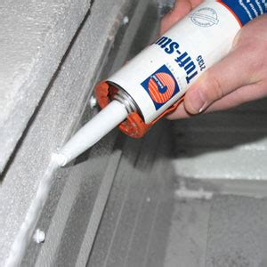 How To Apply Sealant In Shower by Roof Sealants Silicone Sealing Adhesives